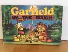 Garfield In The Rough Comic Strip Book 1st Edition by Jim Davis 1984