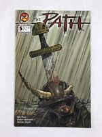 The Path Vol 1 Issue 5 August 2002 Comic Book CrossGen Comics