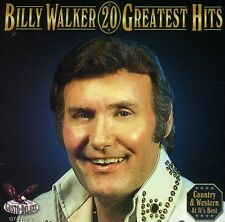 20 Greatest Hits - Billy Walker (CD Used Very Good)