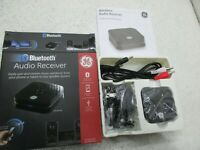 GE Home Audio Bluetooth Receiver 11081 Works With SMART PHONE OR TABLET T12-C18
