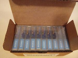 3 SONY DDS-3 DGD 125P 12/24 GB Data Cartridges