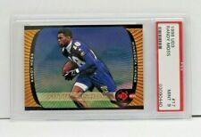 1998 Upper Deck UD3 Randy Moss #17 PSA 9 Rookie HOF