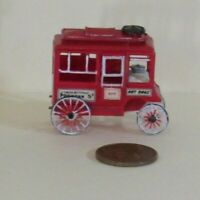 ho scale POPCORN WAGON for Model Circus & Carnival Train Layouts & Displays