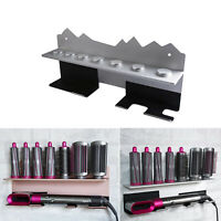Hair Curls Wand Wall Mount Storage Holder Bracket for Dyson Airwrap Styler