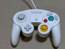 Nintendo Game Cube GC Official Controller White japan