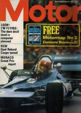 May Motor Transportation Magazines