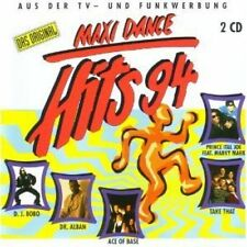Maxi Dance Hits 94 Mo-Do, Snap, Dr. Alban, Marusha, M-People, La Bouche.. [2 CD]
