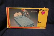 Vintage Marx Toys Sindy Doll Bed with Original Box