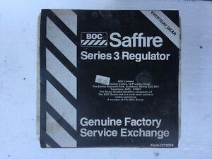 Boc gas welding regulator series 3 regulator Safire