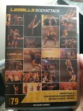 Les mills body attack Release 79 complete Instructor Kit with Dvd, Cd and Notes
