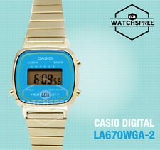 Casio Digital Watch LA670WGA-2D