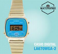 Casio Digital Watch LA670WGA-2D
