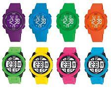 Q&Q Chronograph Armbanduhr Farbige Uhr Damen Herren Bunte Uhren Unisex