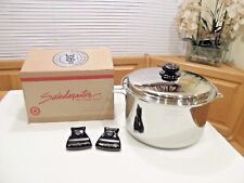 SALADMASTER 10 QT STOCK POT 316Ti TITANIUM STAINLESS WATERLESS COOKWARE USA