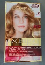 L'Oreal Paris Excellence Permanent Hair Colour - #8  Blonde