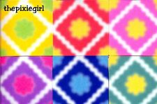 800 SHEETS ORIGAMI PAPER FLORAL DIAMOND PATTERN HARMONY 7.5cm (3 INCH)