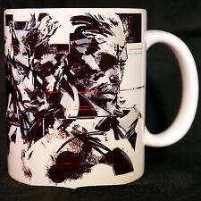 METAL GEAR SOLID 25th Anniversary - Coffee MUG CUP - Solid Snake - MGS 5 V