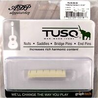 """Sillet  Graph Tech  Tusq  Acoustic 1-13/16"""" PQ-6136-00 Slotted nut 46.48mm"""