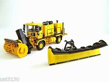 Oshkosh H-Series Snow Blower & Plow - YELLOW - 1/50 - TWH...