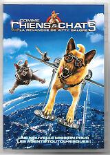 DVD / COMME CHIEN ET CHAT LA REVANCHE DE KITTY GALORE