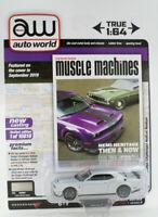 A.S.S NEU Dodge Challenger Hellcat Redeye 2019 AW Auto World 1/64 Premium Series