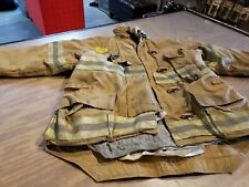 Firefighter Turnout Jacket Coat, Length 52/35 Morning Pride Military