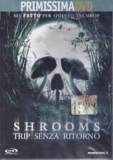 Dvd video **SHROOMS ~ TRIP SENZA RITORNO** nuovo sigillato 2008