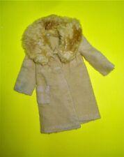 Vtg Barbie BEST BUY 70s Doll Clothes FELT WINTER COAT 1973 8682