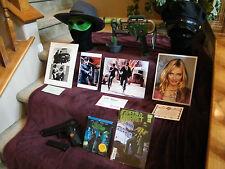 Green Hornet Autograph Collection (4 autographs) + Concept Green Hornet Gas Gun