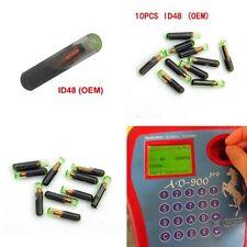 10PCS OEM ID48 Transponder Chip Car key Chips for Tango Pro Copy ID48 Chip