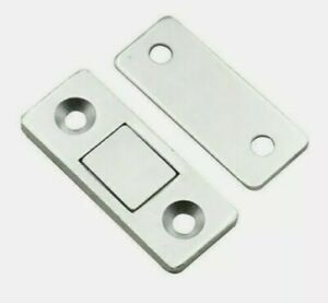 10x Strong Magnetic Catch Latch Ultra Thin, Door Cabinet Cupboard SPECIAL PRICE