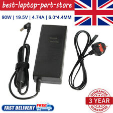FOR SONY VAIO LAPTOP CHARGER PCG-71311M ADAPTER 19.5V + POWER SUPPLY CABLE