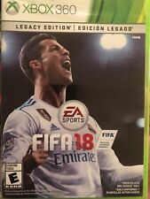 FIFA 18: Legacy Edition (Microsoft Xbox 360)Fast Free Ship US Seller