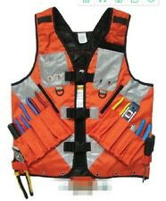 Multifunctional Toolkit Work Clothes Kit Tools Vest Construction Tool Vest