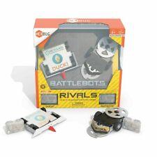HEXBUG Battlebots Rivals 5.0 Robot Wars DUCK vs ROTATOR Remote Control Combat