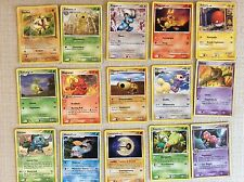 LOTTO 82 CARDS POKEMON - NINTENDO