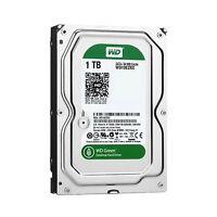 """Western Digital 1 TB,Internal,5400 RPM,8.89 cm (3.5"""") WD10EZRX Hard Drive Green"""