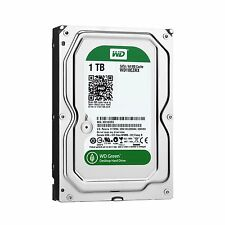 "Western Digital 1 TB,Internal,5400 RPM,8.89 cm (3.5"") WD10EZRX Hard Drive Green"