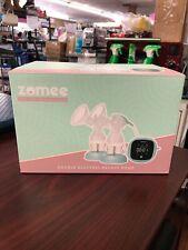 Zomee Double Electric Breast Pump Nib