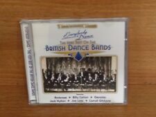 EVERYBODY DANCE : THE VERY BEST OF THE BRITISH DANCE BANDS : CD : AMSC 632
