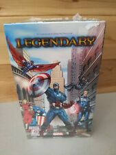 Legendary: A Deck Building Game: Captain America 75th Anniversary New Sealed