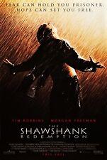 THE SHAWSHANK REDEMPTION (1994) ORIGINAL MOVIE POSTER  -  ROLLED