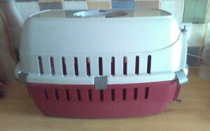 Pet carrier cage Cat Rabbit small dog transport vets kennels