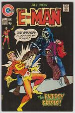 L5692: E-Man #3, Vol 1, NM Condition