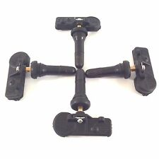 Set of 4 Ford Motorcraft Tire Air Pressure Sensors DE8T-1A180-AA 9L3T-1A180-AF