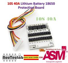 10S 36V Li-ion Lithium Cell 40A 18650 Batterie Protection BMS PCB Board