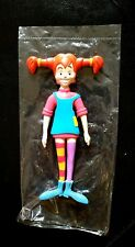 RARE VINTAGE 1997 PIPPI LONGSTOCKING MOVIE PROMO FIGURE CATHERINE OHARA TOY DOLL