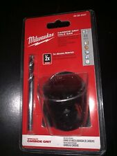 Milwaukee-49-56-0437 1-3/4 in. Carbide Grit Hole Saw