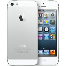 HOT SALE~ Apple iPhone 5 White 64GB (Factory Unlocked GSM) 4G LTE iOS Smartphone