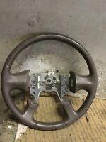 05 06 07 Buick Rendezvous Steering Wheel Tan